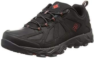 Sorel Men's Peakfreak XCRSN II Low Leather Outdry Rise Hiking Boots, (Black, Super So 010), 9 (43 EU)