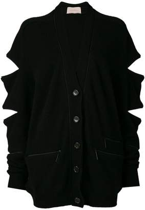 Christopher Kane zip cardigan