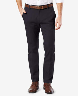 Dockers Easy Slim Tapered Fit Khaki Stretch Pants
