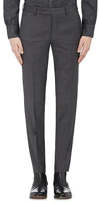 Barneys New York Men's Yellnik Wool Slim-Fit Trousers