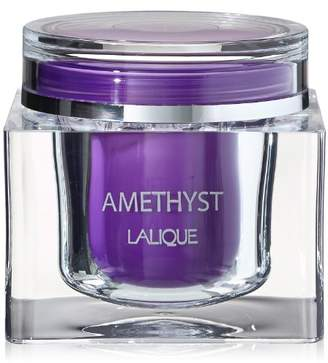 Lalique Amethyst Luxurious Perfumed Body Cream Jar