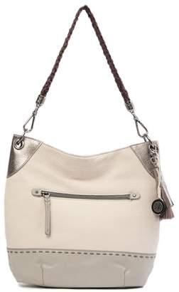 The Sak Indio Leather Bucket Bag