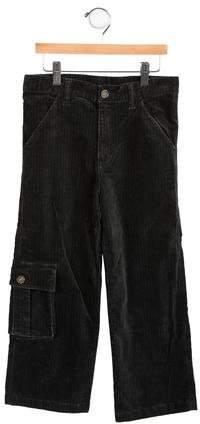 Boys' Striped Velvet Pants w/ Tags