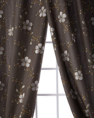 The Art of Living Blossom Curtain, 108""