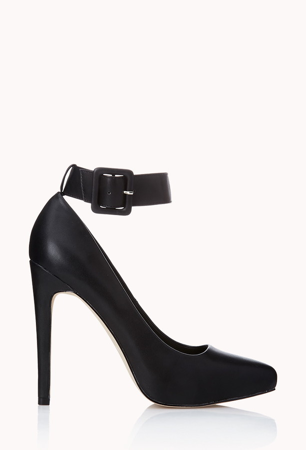 Forever 21 City-Chic Stiletto Pumps