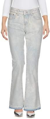 MSGM Denim pants - Item 42640739JI