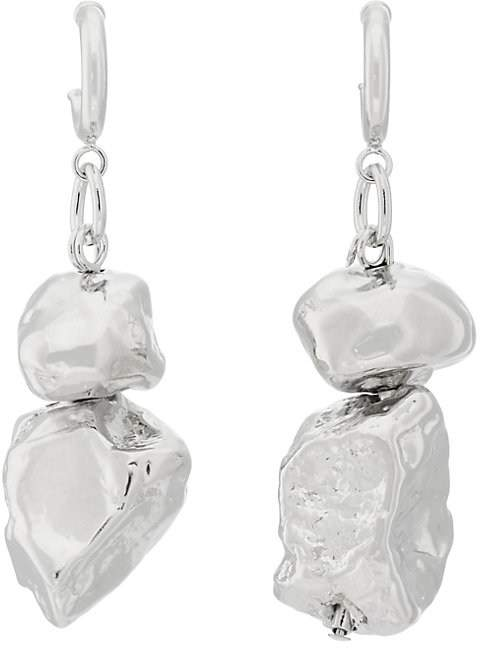 Mounser Women's Magic Mountains Double-Drop Earrings