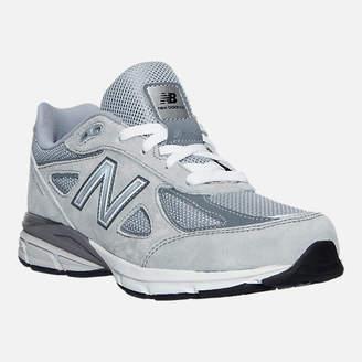 New Balance Boys' Grade School 990 V4 Running Shoes