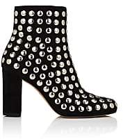 IRO Women's Studded Suede Ankle Boots