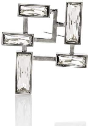 St. John Swarvoski Crystal Pin