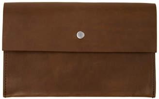 Sulvam Brown Continental Wallet