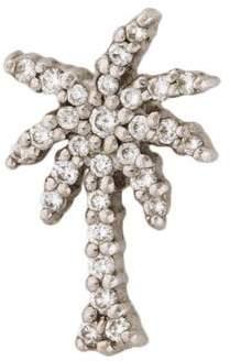 Roberto Coin 18K Diamond Tiny Treasures Palm Tree Pendant