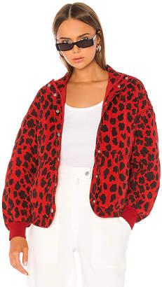 Blank NYC BLANKNYC Drop Shoulder Quilted Jacket