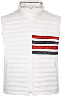 Thom Browne Quilted Vest