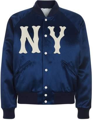 Gucci NY Yankees Bomber Jacket