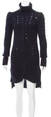 Celine Wool Sweater Dress