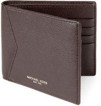 Michael Kors Bryant Leather Wallet