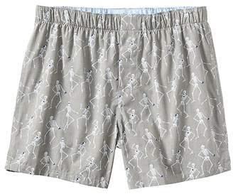 Banana Republic Skeleton Dance Boxer
