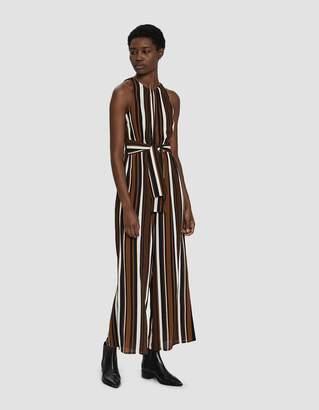 Stelen Layla Belted Stripe Jumpsuit