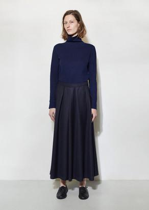 Blue Blue Japan Wool Hakama Wide Pants $338 thestylecure.com