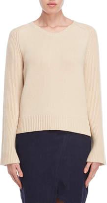 Lamberto Losani Crew Neck Cashmere Sweater