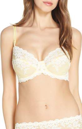 303e70d5851b9 Yellow Lace Bra - ShopStyle