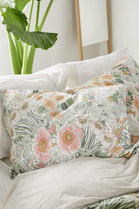 Lovise Floral Jersey Pillowcase Set