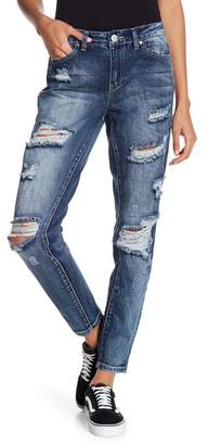 YMI Jeanswear Jeans Dream Jean Mid Rise Skinny Denim