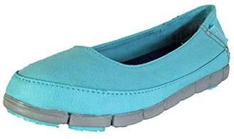 Crocs Women's Stretch Sole Ballet Flat