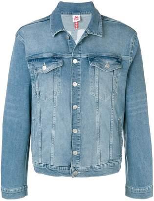 Kappa classic denim jacket
