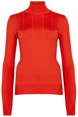 Givenchy Red Striped