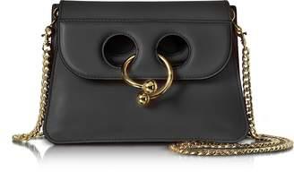 J.W.Anderson Black Mini Pierce Bag