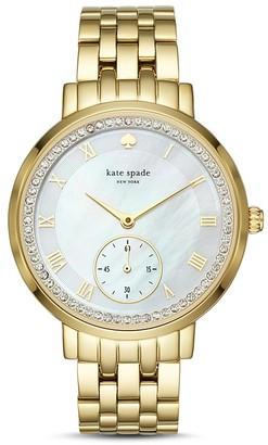 kate spade new york Monterey Watch, 38mm $325 thestylecure.com