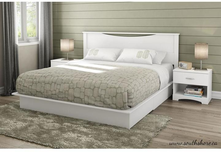 South Shore Majestic King Storage Bed