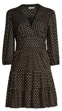 Shoshanna Emery Polka Dot Dress