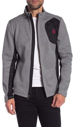 Spyder Raider Full Zip Lightweight Fleece Jacket