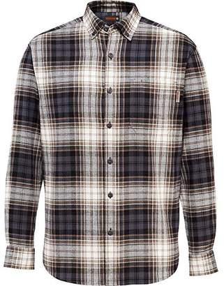 Wolverine Men's Rogan Long Sleeve Flannel Shirt