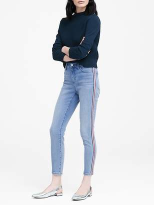 Banana Republic High-Rise Skinny Cropped Jean