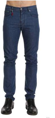 Isaia Jeans Jeans Men