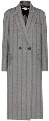 Stella McCartney Katherine herringbone coat
