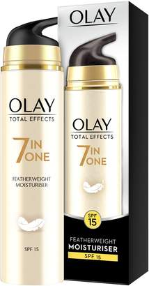 Olay Total Effects Anti-Ageing 7 in 1 Featherweight Moisturiser SPF15 50ml