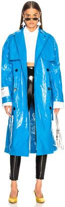 MSGM Coated Coat