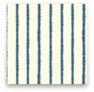 Hand-dyed Shibori Stripes Fabric