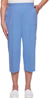 Alfred Dunner The Summer Wind High Waisted Capris
