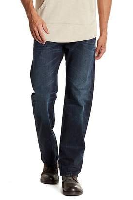 "Diesel Larkee Regular Fit Straight Leg Jeans - 30\"" Inseam"