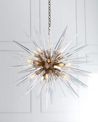 Chapman & Meyers Quincy Medium 20-Light Sputnik Pendant