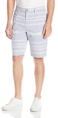 Calvin Klein Jeans Men's Engineered Horizontal Stripe Short