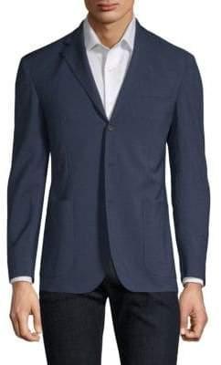 Polo Ralph Lauren Morgan Yale Textured Wool Blazer