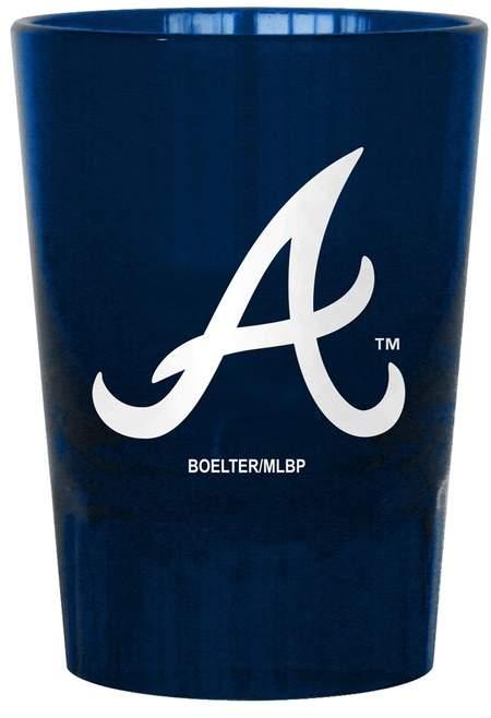 Boelter Atlanta Braves 4-Pack Shot Glass Set