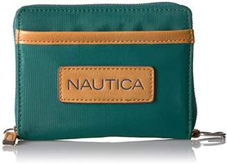 Nautica Shore Thing Pull Out Cc Indexer Wallet With Rfid Blocking Wallet